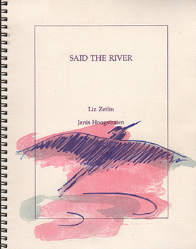 Said The River,O