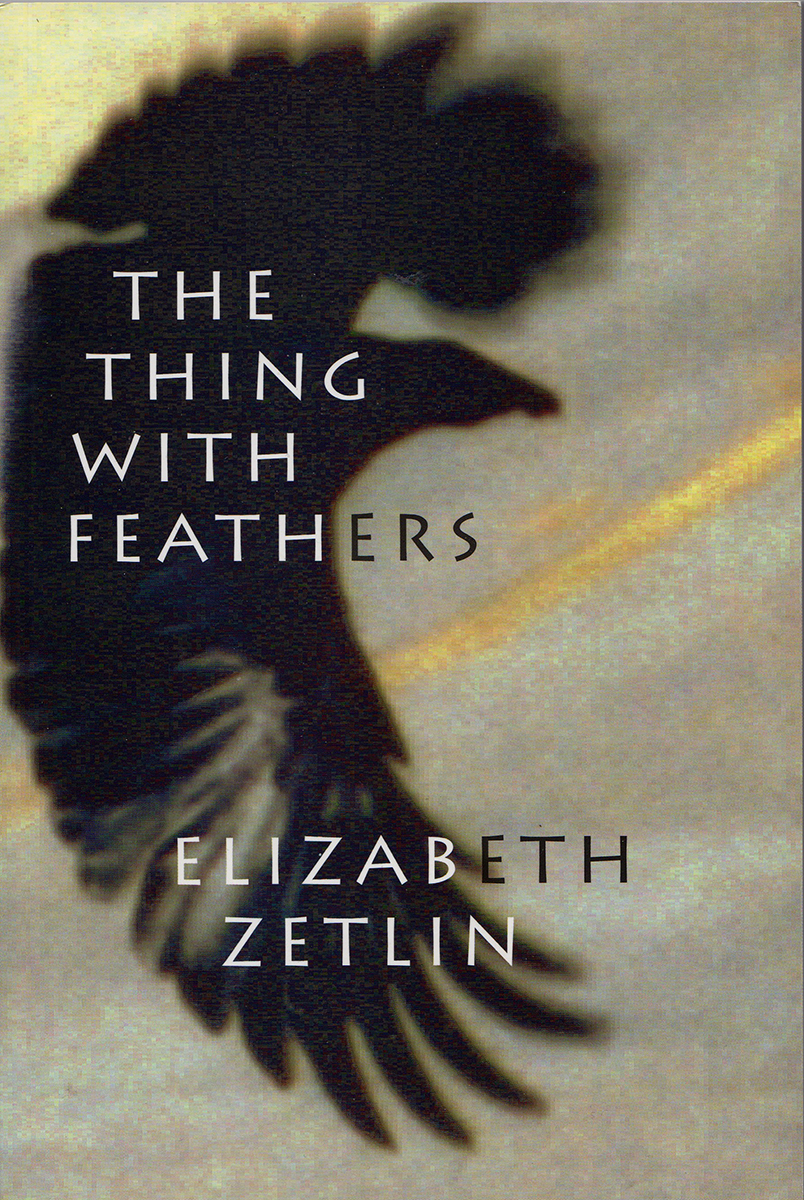 The Thing With Feathers cover